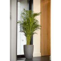 Capi Pot à fleurs Urban Smooth 36x47 cm Gris clair