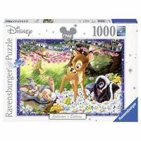 Ravensburger Puzzle Disney Bambi 1000 pièces