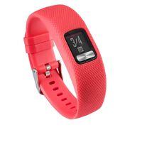 Bracelet Garmin Vivofit 4 - Rouge - S