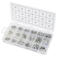 KS Tools Assortiment de rondelles standard et dentées 720 pcs