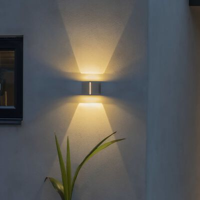 KONSTSMIDE Applique à LED Pavia 4x3W Gris foncé