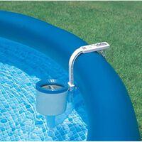 Skimmer de surface de luxe pour nettoyage de piscine Intex