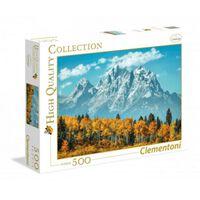 Puzzle Grand Teton Parc National