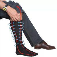 Chaussettes de compression de voyage Travelsafe TS0370L 43-46