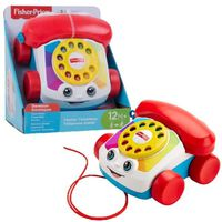 Fisher Price Le telephone anime