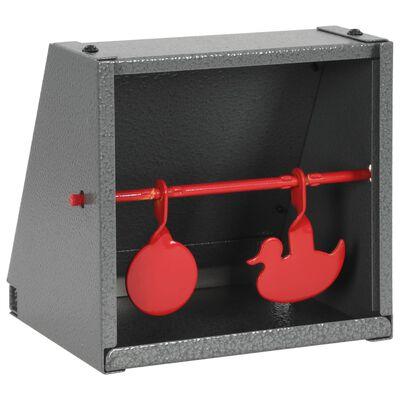 vidaXL Cible de tir 2 cibles Design round et canard