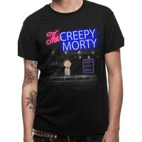 Rick And Morty - Bartender Morty  T-Shirt