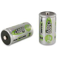 Ansmann Piles rechargeables Mono D HR20 2 pcs 5000 mAh 5030922