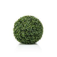 Emerald Boule de buis artificiel UV Vert 28 cm