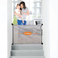 Dreambaby Barriere De Securite Retractable - Gris
