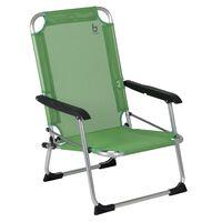 Bo-Camp Chaise de plage Copa Rio Lyon Vert