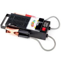 YATO Testeur de batterie 200-1000 A 6 V/12 V