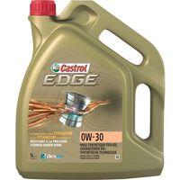 CASTROL Huile moteur Edge 0W-30 - 5 L