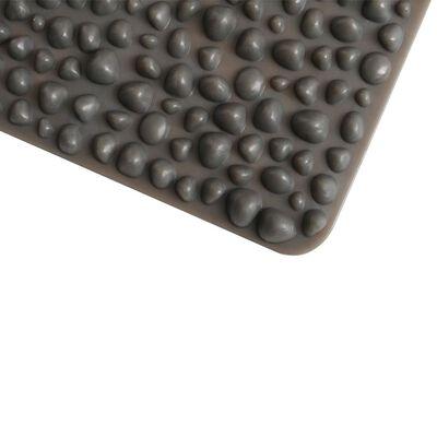 Sissel Tapis de galets Step-fit 49 x 49 cm Gris SIS-162.053