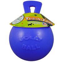 Jolly Pets Balle pour chiens Tug-n-Toss 15 cm Bleu