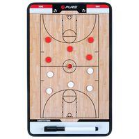 Pure2Improve Tableau d'entraîneur basket-ball 35x22 cm P2I100620