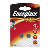 Électrificateur EN-623 055 pile alcaline LR44 à 1,5 V 2-blister
