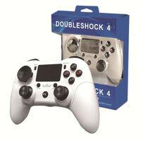 Contrôleur 6 axes sans fil pour PS4 - blanc