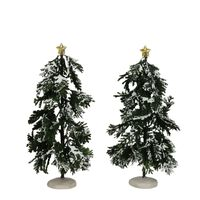 Luville  - Snowy Conifer 2 pieces
