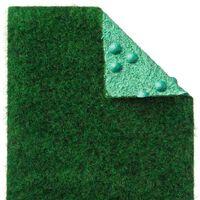 Rouleau de gazon artificiel aiguilleté vert 350 brins/m² 2x30m