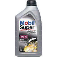 Huile de moteur Mobil 'Super 2000 10W40' - 1L