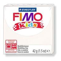 Pâte Fimo Kids 42 g Blanc 8030.0 - Fimo