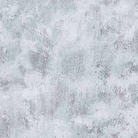 DUTCH WALLCOVERINGS Papier peint Béton Bleu