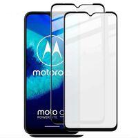 Pack de 2 Protecteurs d'écran en Verre Trempé pour Moto G8 Lite