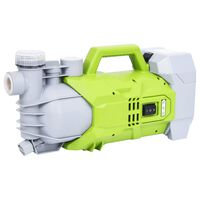 vidaXL Pompe de jardin sans cordon 180 W 2 800 l/h