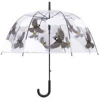Esschert Design Parapluie 81 cm 2 oiseaux sur chaque côté TP274