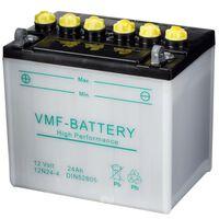 Batterie 12 V 24 Ah 12N24-4 VMF Powersport