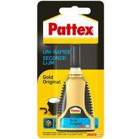 Colle Uni-rapid -e Pattex - 'gold Original' 3g