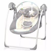 Little World Balançoire pour bébés Dreamday Points LWBS001-DTS