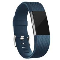 Bracelet pour Fitbit Charge 2 - Bleu foncé - S