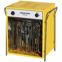 Radiateur soufflant électrique Master B22EPB 2400 m³/h
