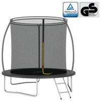 vidaXL Ensemble de trampoline rond 244x55 cm 100 kg