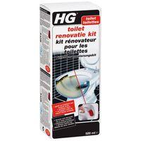 Kit Rénovateur Pour Les Toilettes Hg - 500ml