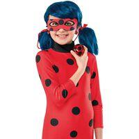 Kit Accessoires Miraculous Ladybug : Yoyo et boucles d'oreille