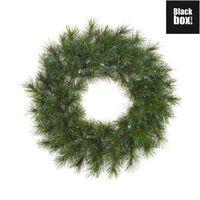 Black Box Trees - Glendon couronne vert -  d45cm