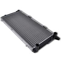 vidaXL Radiateur de moteur refroidi par eau pour Audi