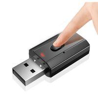 Adaptateur Bluetooth USB - émetteur / récepteur 15 mètres