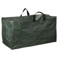 Nature Sac poubelle de jardin Rectangulaire 2225 L Vert