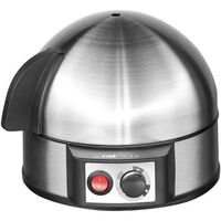 Cuiseur à oeuf Clatronic EK 3321 400W pour 7 oeufs - inox