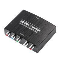 Convertisseur vidéo HD HDMI vers composante RVB (YPbPr) et audio L / R