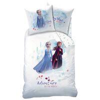 Frozen 2 Housse De Couette + Taie - 140 X 200 Cm - Autumnal