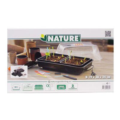 Nature Propagateur avec élément de chauffage 38x24x19 cm