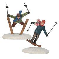 Luville - Sauteurs à Ski - 2 pièces