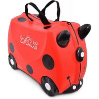Valise a roulettes Trunki Harley Coccinelle