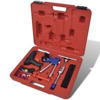 vidaXL Kit d'outils de réparation de bosse de carrosserie 32 pcs