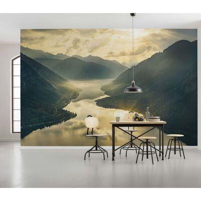 Komar Papier peint photo Gold Mountains 400x250 cm